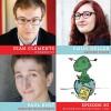 50: Sean Clements, Emily Hiller, Paul Rust
